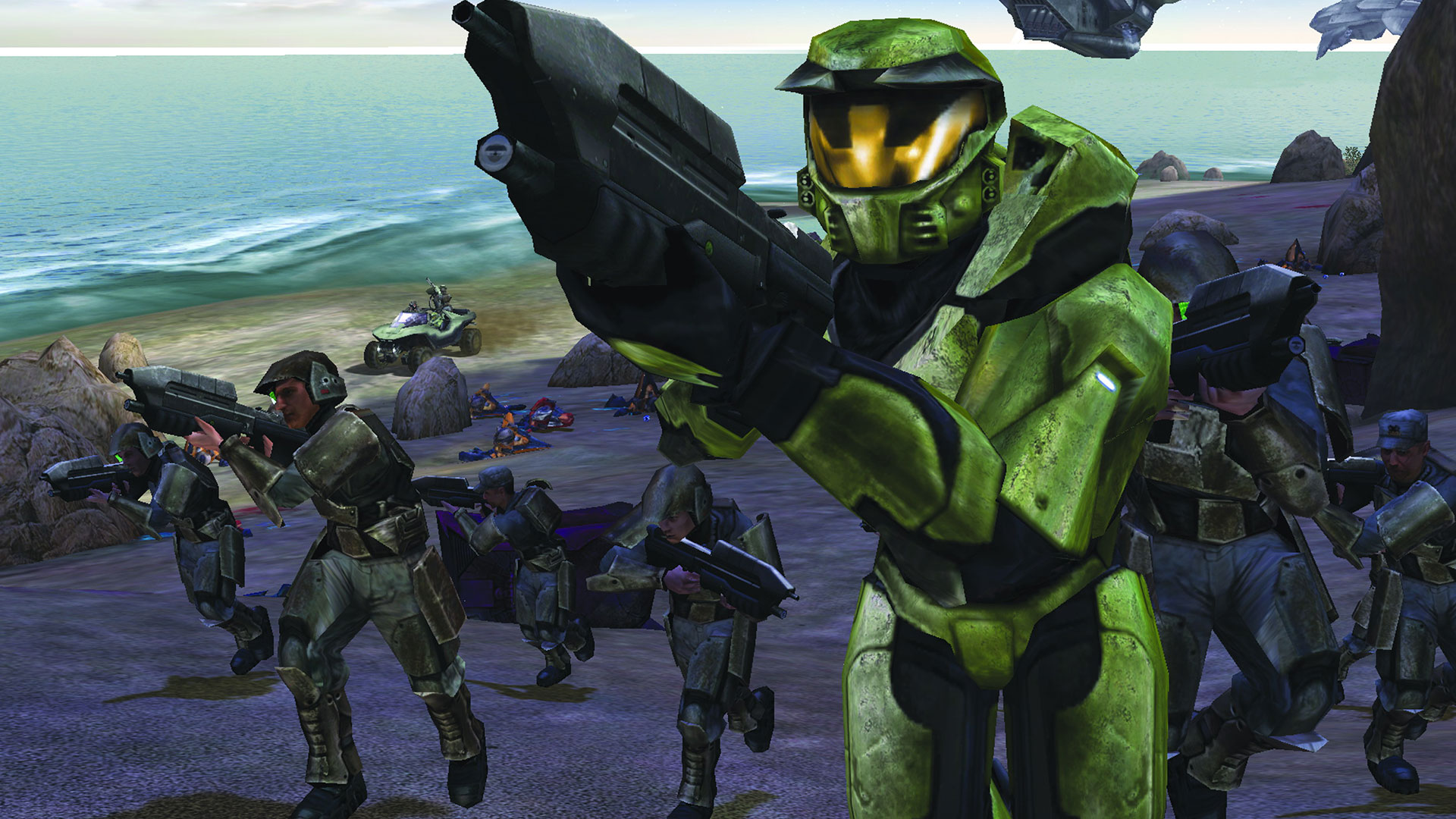 Ranking All the Halo Games Ever Made  